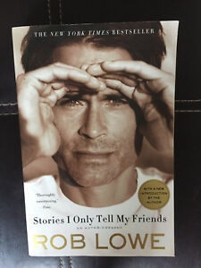 Excellent autobiographies: Rob Lowe, Rick Springfield and INXS