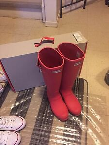 "Rare hunter boots ""colour"""