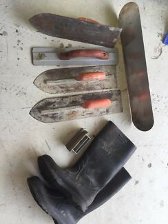 Concrete gear