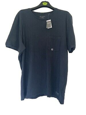 abercrombie and fitch Mens Navy Tshirt BRAND NEW