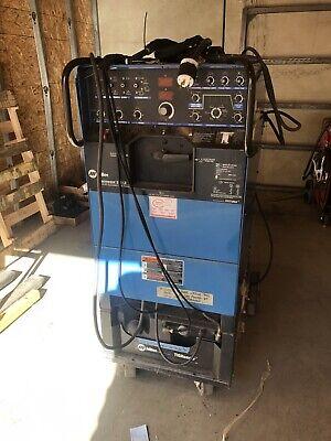 400 Amp Used Miller Syncrowave Tig Welder Mdl. Syncrowave 350 Lx
