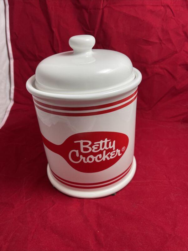 Betty Crocker Cookie Jar