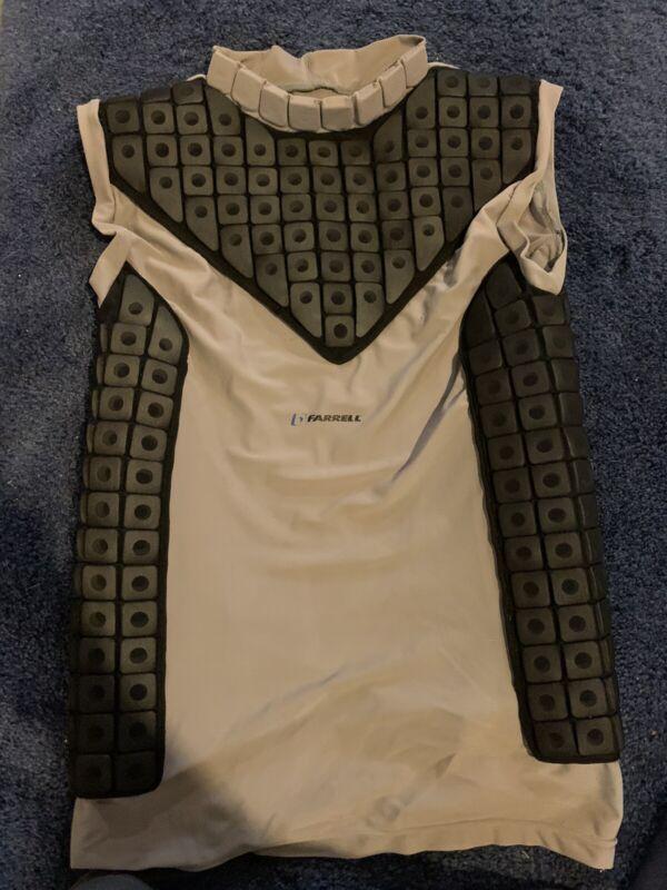 Farrell Padded Goalie Shirt Sr. Large (used once)