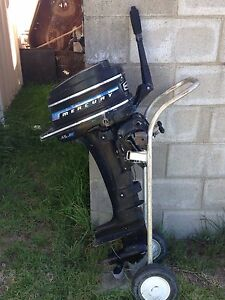 Mercury 4.5 HP Outboard Motor Stanthorpe Southern Downs Preview