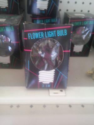 Flower Light Bulb I Love You One Big Heart
