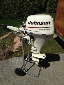 Johnson 9.9 Four Stroke