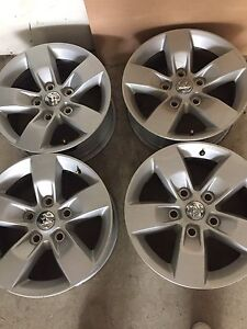 17' RAM ALLOY WHEELS WITH SENSORS $650 FIRM