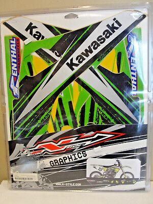 - N-Style Kawasaki Accelerator Graphics Kit, # N40-3301