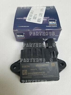 Mercedes Dodge Sprinter 2500 Diesel Glow Plug Controller OEM Beru 642 900 78 01