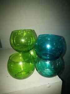 Glass votives Meadowbrook Logan Area Preview