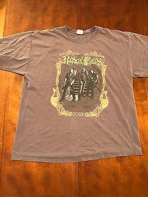 Rascal Flatts 2008 Concert T Shirt 2X Bob That Head Tour 100% Cotton