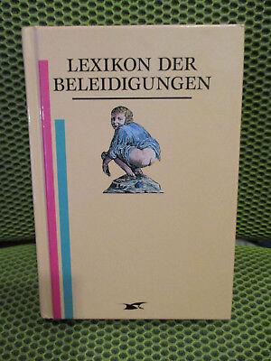 Lexikon der Beleidigungen  (16 x 11