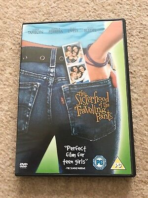 Sisterhood Of The Traveling Pants (DVD, 2006)