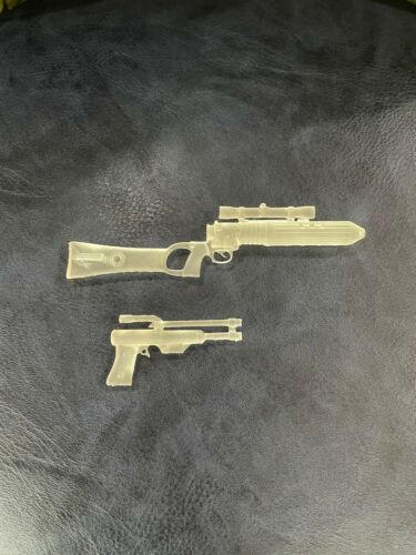 1/6th Boba Fett Rifle & Pistol from The Mandalorian, 3d printed