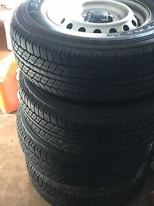 Ford Rangers ,Mazda , New wheel& tyre  $400.00 Hinchinbrook Liverpool Area Preview