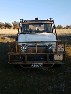 1977 Toyota Land Cruiser FJ55 Wagga Wagga Wagga Wagga City Preview