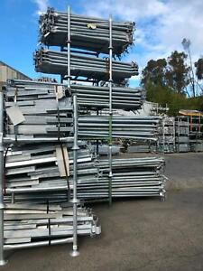 2nd Hand Scaffold! Used in Good Condition! Modular Kwik-Stage supply Revesby Bankstown Area Preview