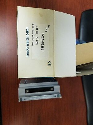 Idec Opennet Controller Fc3a-n32b5 32-point 24-vdc Input Module New In Box