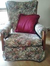 Pair of Rocker Swivel Armchairs Gelorup Capel Area Preview