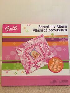 Barbie scrapbook album