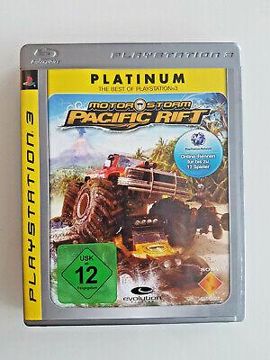 MOTORSTORM: PACIFIC RIFT für Sony Playstation 3 Spiel PS3 Rennspiel platinum