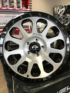 20 inch fuel rims $999 unauthorized wheel and tire