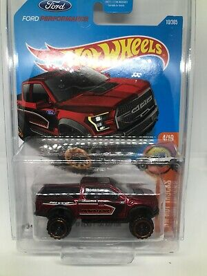 Hot Wheels 2017 '17 Ford F-150 Raptor HW Hot Trucks 4/10 10/365
