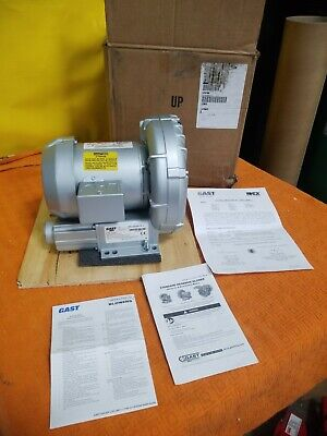 Gast Regenair Regenerative Blower Model R3305a-1
