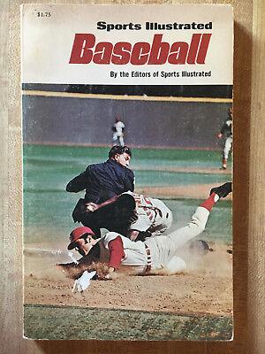 (SPORTS ILLUSTRATED Library Baseball Ed Vebell Illustrations Lots Of Photos L@@K!)