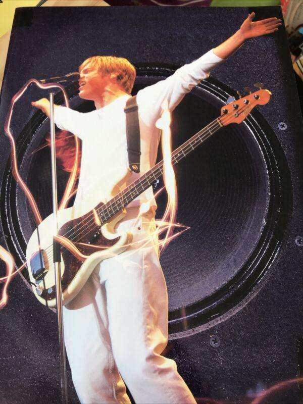 BRYAN ADAMS  99-2000 TOUR  Official  Program Minty