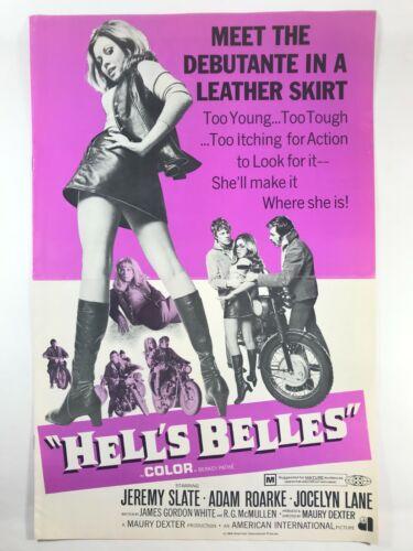 RARE Original Vintage Hell
