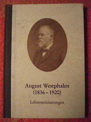 Flensburg August Westphalen - Lebenserinnerungen - gebraucht kaufen  Versand nach Austria