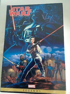 Star Wars Marvel Omnibus, The Original Marvel Years,(Hardcover sealer