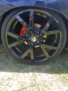 Hsv rims 20s Anna Bay Port Stephens Area Preview