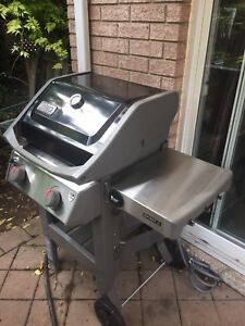 Natural gas Webber bbq. Used 3 months.