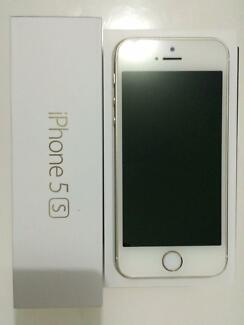 IPhone 5s GOLD unlocked Clearview Port Adelaide Area Preview