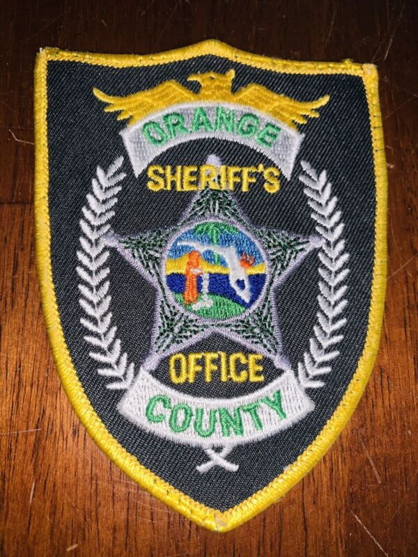 Orange County Florida Sheriff's Office Patch