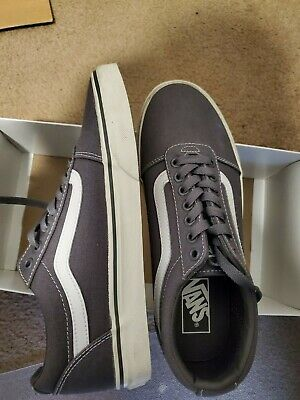 Vans gray OG Old Skool LX Sneakers size 8