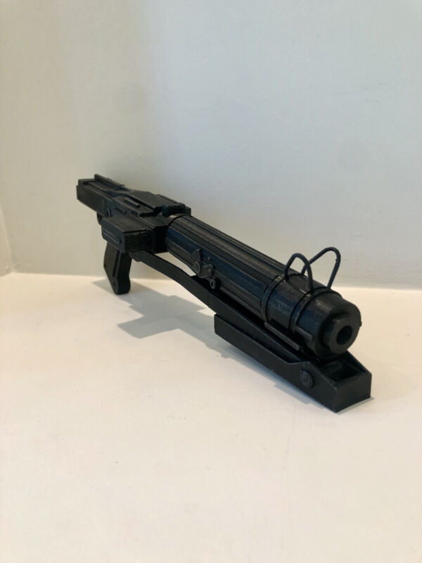 Star Wars Clone Trooper DC-15 Blaster 1:1 Scale Prop Fully Assembled Weathered