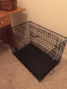 Dog crate. 2 door Large
