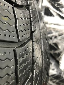 245/65 R17, 4 MICHELIN winter tires with mags ..