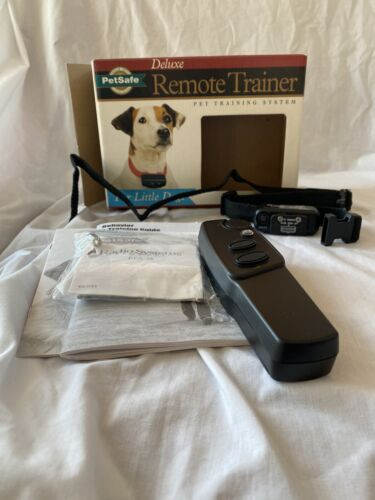 PetSafe Deluxe Remote Trainer For Little Dogs - $5.00