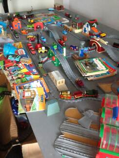 Thomas tank engine entire collection