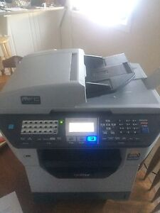 Brother fax scan copy printer all in one