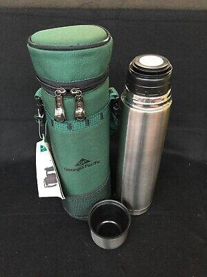Kona Picnic Time Coffee/Tea Duffel 17 Fl Oz Stainless Steel Vacuum Flask
