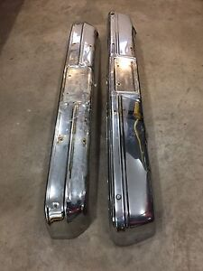 73-87 Gmc/Chevrolet front bumpers