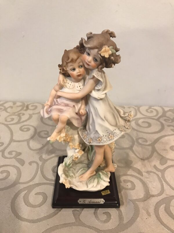 GIUSEPPE ARMANI SISTERS MAGIC MEMORIES Florence Italy