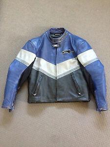 Motorbike Jacket Alpine Star - Leather Belmont Belmont Area Preview