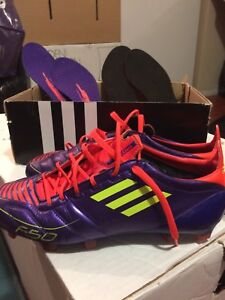 Adidas F50 Messi soccer shoes size 8