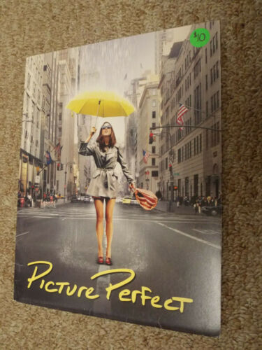 PICTURE PERFECT(1997)JENNIFER ANISTON ORIG PRESSKIT WITH 6 PAGES OF B/W STILLS